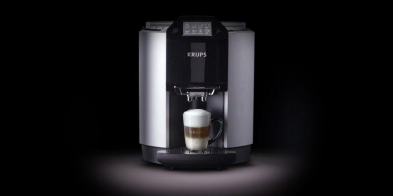 the coffee machine guru Krups
